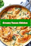 #Creamy #Tuscan #Chicken