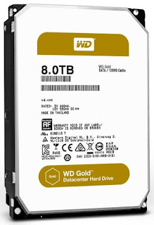 WD Broadens Datacenter Portfolio With WD Gold Hard Drives