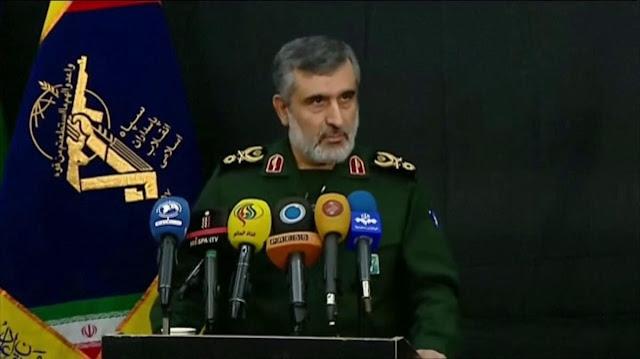 IRGC: Zionis Harus Berkemas, Tinggalkan Palestina dan Cari Tempat di Amerika