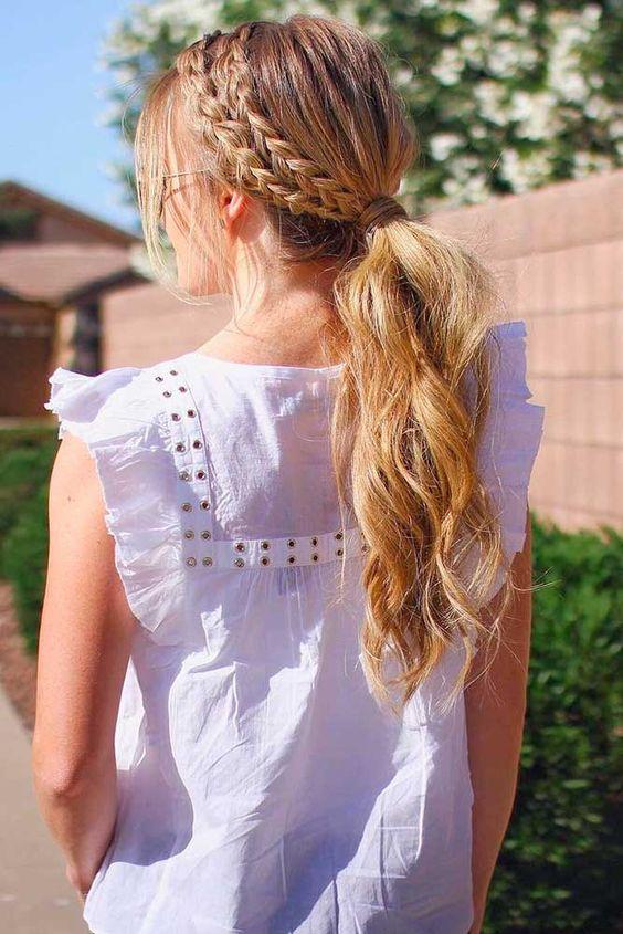 Amazing Summer Hairstyle