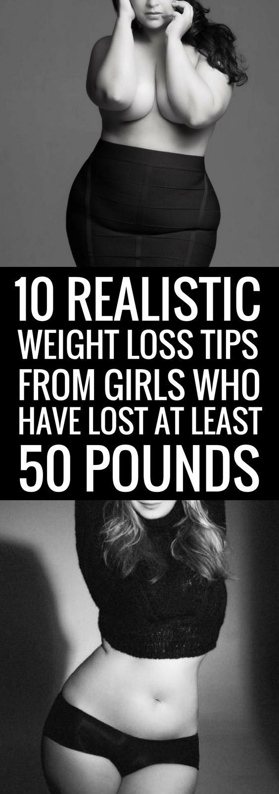 10 Realistic Ways To Lose Weight For Good