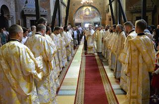 Sfanta Liturghie, Hirotonie, Premiere, Parastas…, Catedrala Mitropolitana Cluj-Napoca