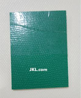 Karpet Badminton Snake Skin Series Kulit Jeruk