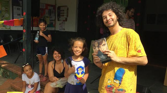 Zona Leste terá mais uma edição do Sarau Boca Selvagem