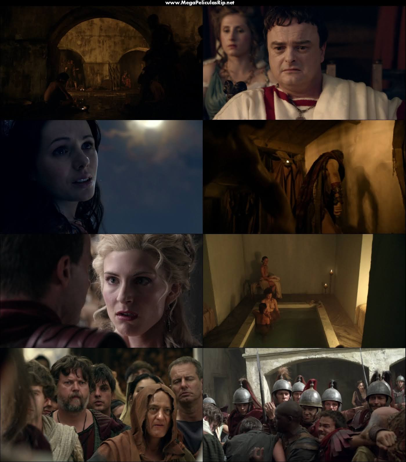 Spartacus Venganza 1080p Latino
