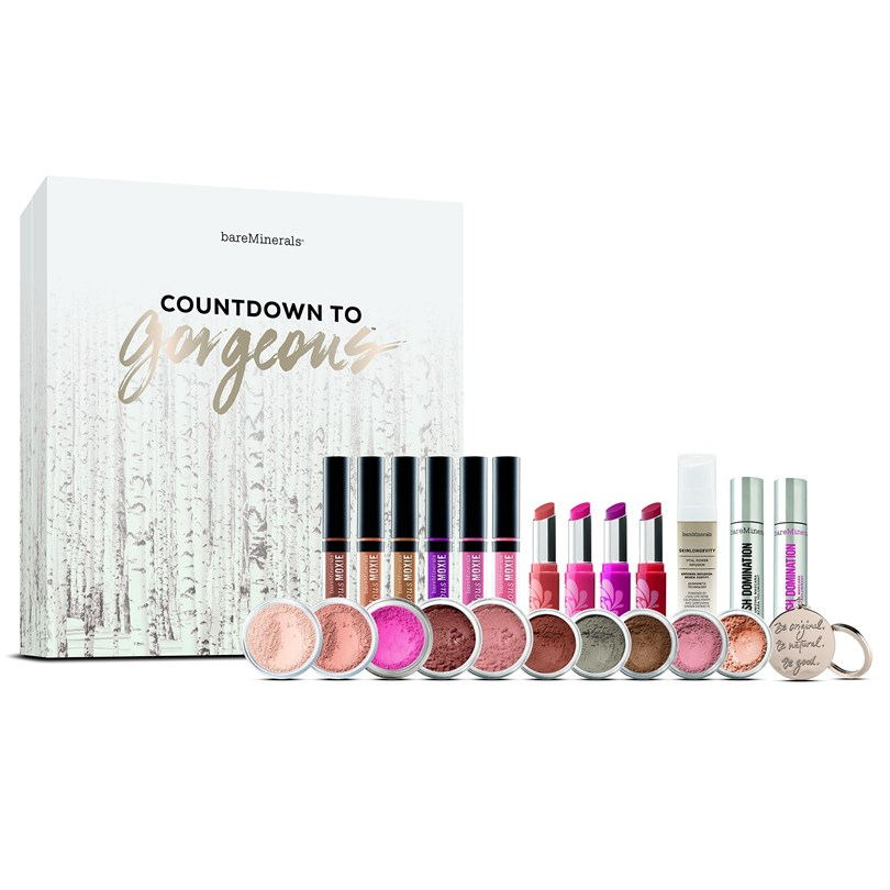bareminerals advent calendar 2016