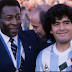 Pele mourns Maradona: I hope we can play in the sky