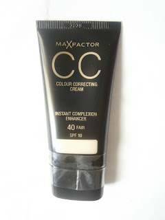 Hallelujah – Max Factor CC Cream