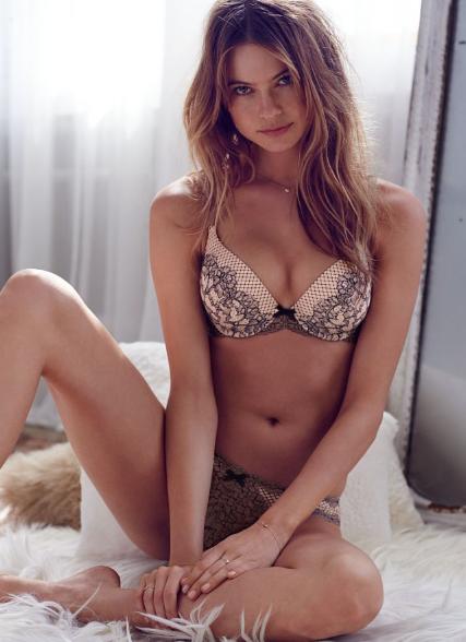 Behati Prinsloo mesmerises for the Victoria's Secret June LatestLookbook