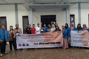 Kegiatan Bakti Sosial Pesantren di Lahap si Jago Merah