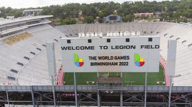 El Flag Football se incluirá en los World Games de 2022