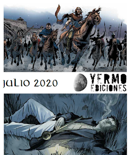 Novedades julio 2020 de Yermo Ediciones y Arechi Manga.