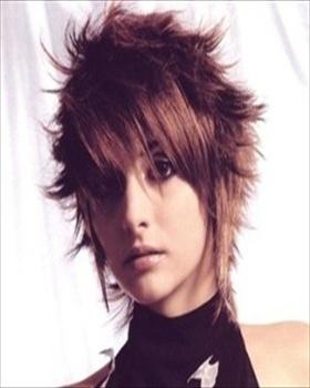 beautiful Hairstyles Short Layered Hair Cuts