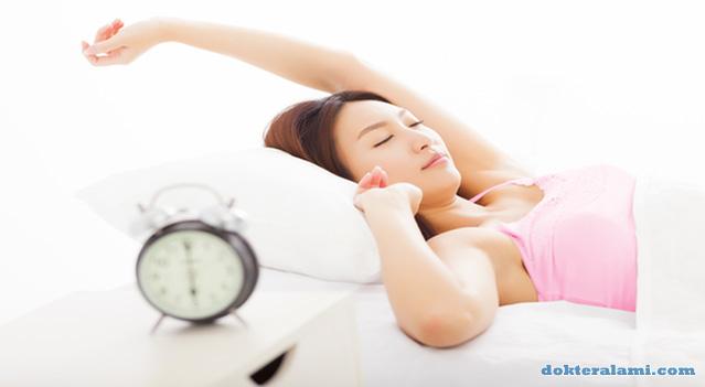 Tidur dengan Waktu yang Cukup