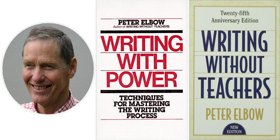 Пітер Елбоу – автор двох бестселерів про фрірайтинг