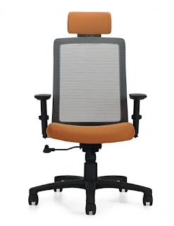 spritz mesh chair