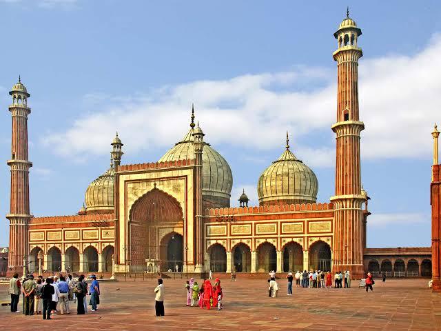 दिल्ली की जामा मस्जिद का इतिहास (History of Jama Masjid of Delhi)