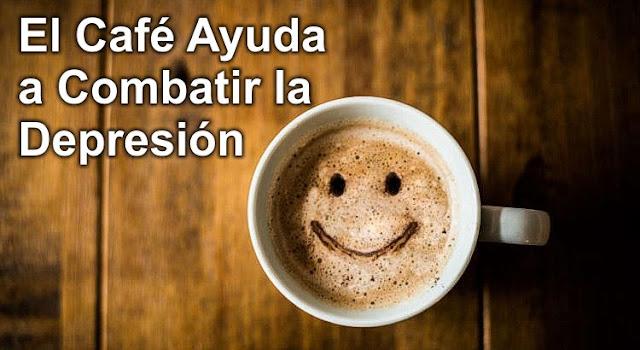 El Café Ayuda a Combatir la Depresión