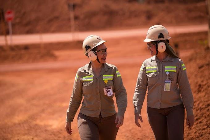 Mineração Rio do Norte é uma das melhores empresas para se trabalhar no Norte