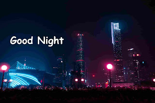 City night good good night images