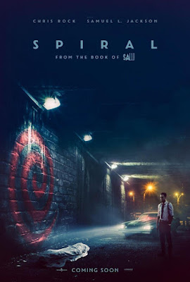 Spiral: From the Book of Saw (2021) English 720p HDRip ESub x265 HEVC 470Mb