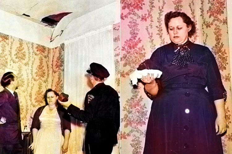 Ann Hodges göktaşını geri almak istediğinde yetkililer geri vermemek için diretti.