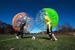 Fun Sports to Consider for Your Next Event is Bubble Football