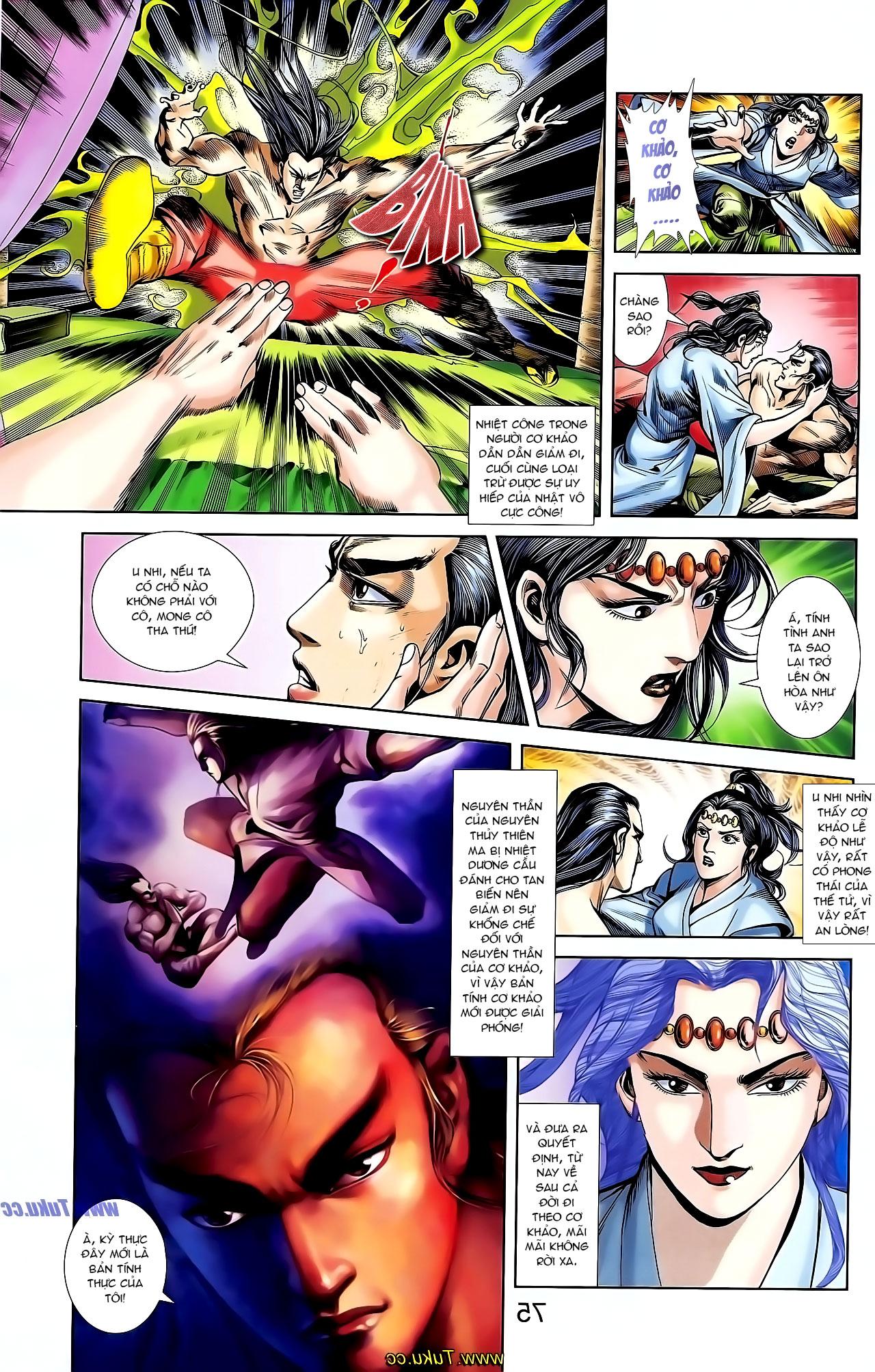 Cơ Phát Khai Chu Bản chapter 128 trang 6