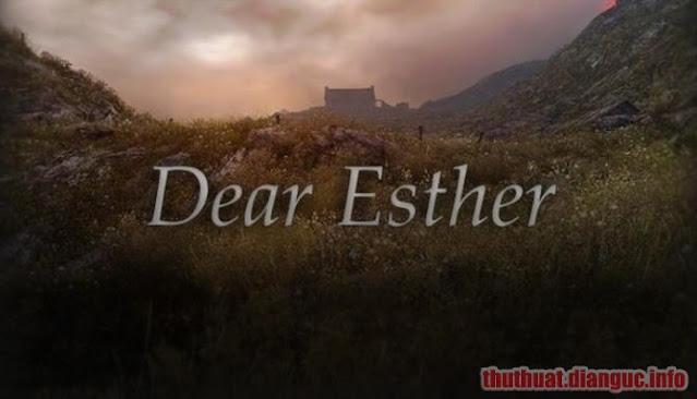 tie-smallDownload Game Dear Esther: Landmark Edition Full Crack