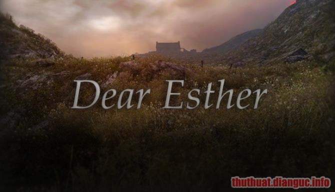 Download Game Dear Esther: Landmark Edition Full Crack