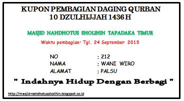 NAHDHOTUS SHOLIHIN: 2015