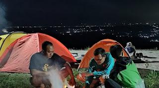 camping di bukit glodakan