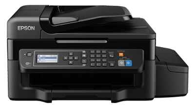The Best Home printer every bit my slogan mentions Epson EcoTank L575 Driver Download