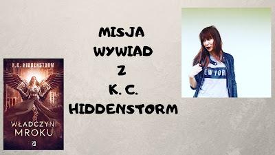 Misja Wywiad z Kariną Hiddenstorm
