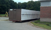 Modular building supplier - purchase and installation