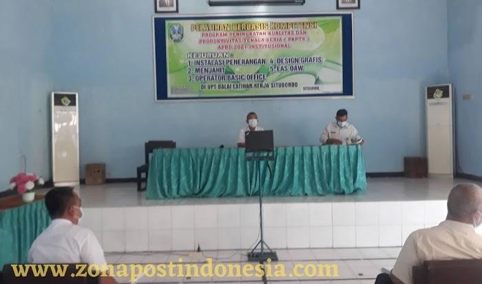 UPT BLK Situbondo Tutup Dua Program Berbasis Kompetensi