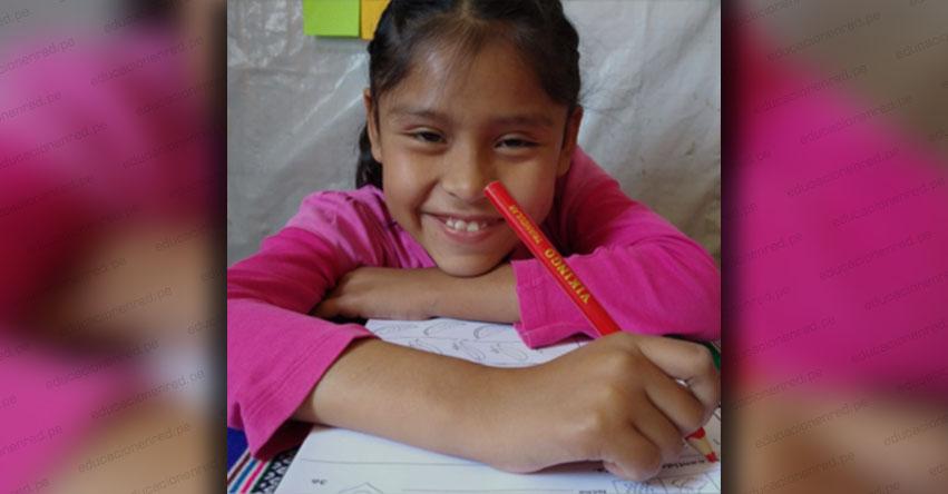 ESTUDIANDO DESDE CASA: La pandemia no fue impedimento para que Vivian continuara aprendiendo