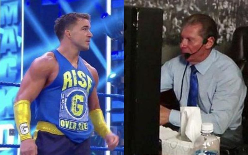 Backstage reason why Vince McMahon reportedly wants to push Shorty G on SmackDown