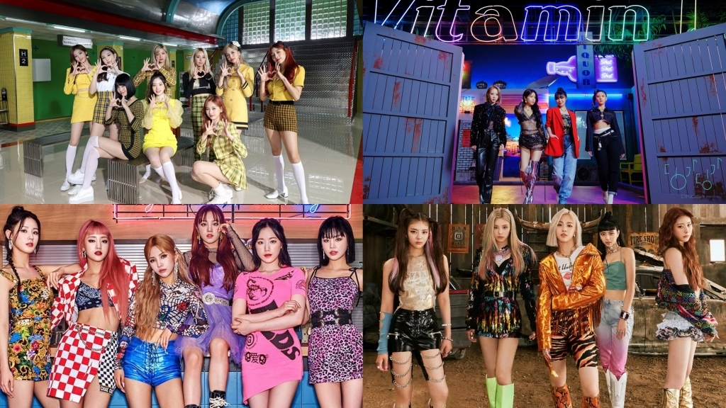 TWICE, MAMAMOO, (G)I-DLE, and ITZY Confirmed Attending 'The Fact Music Awards'