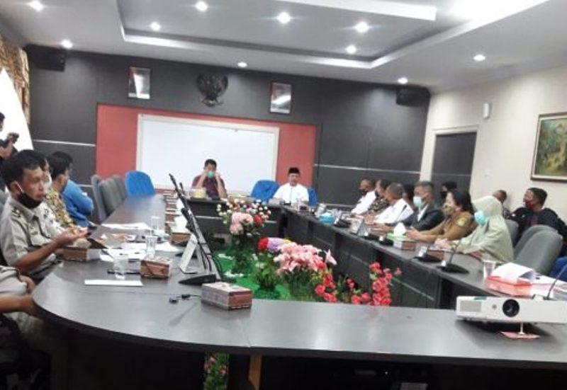 Terkait Permasalahan Lahan Warga di Bengkong Pertiwi, DPRD Kota Batam Gelar RDP