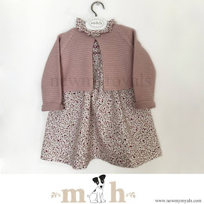 Princess Charlotte wore M & H Cardigan