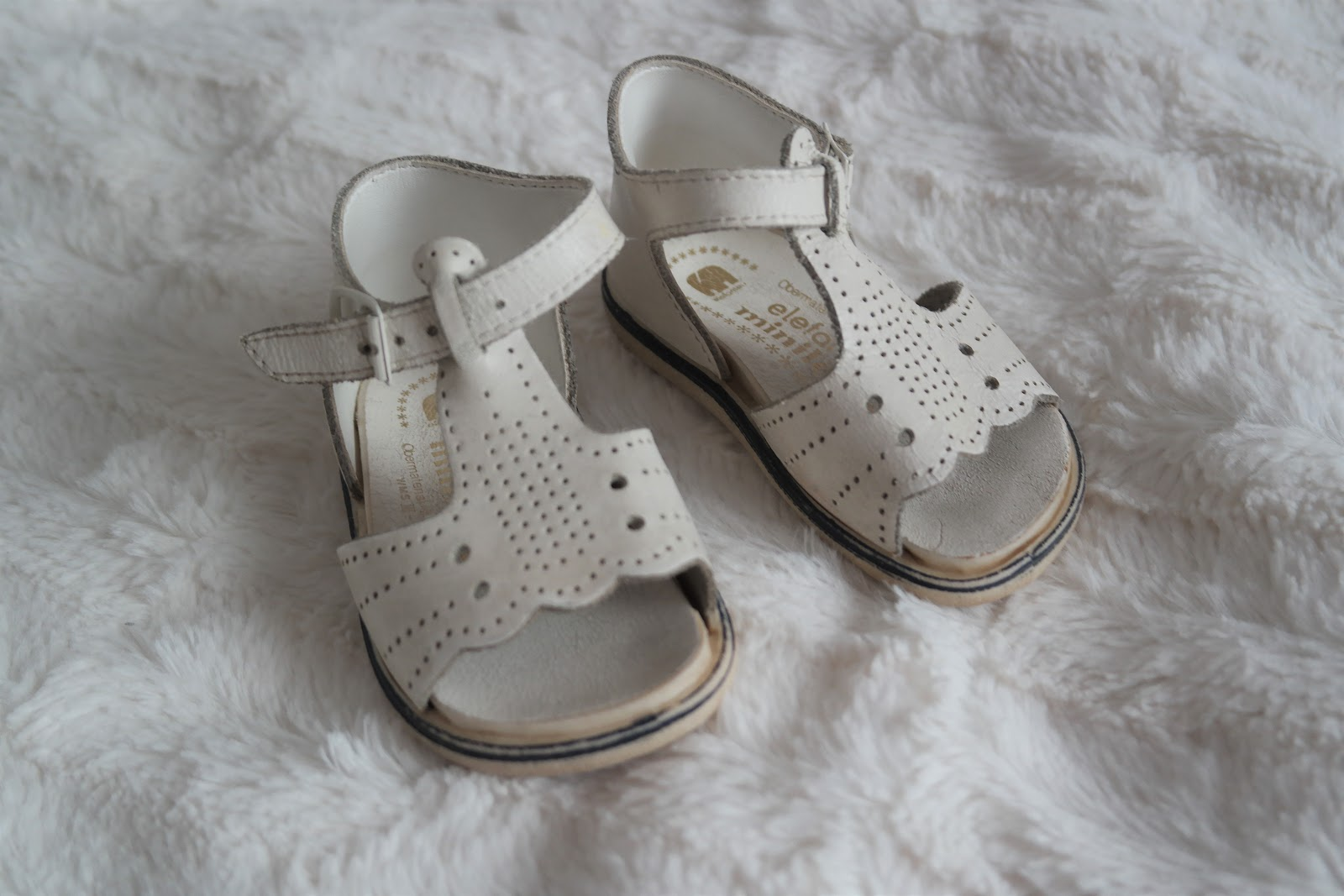 ensimmäiset kengät