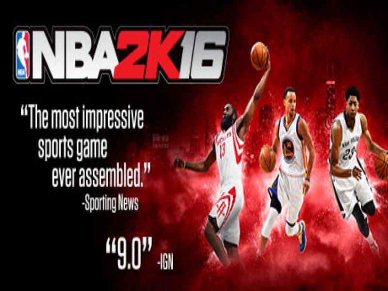 Download NBA 2K16 Game PC Free