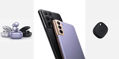 พร้อมให้เป็นเจ้าของแล้ววันนี้! Samsung Galaxy S21 Series 5G พร้อมกับ 2 อุปกรณ์ Galaxy Buds Pro และ SmartTag