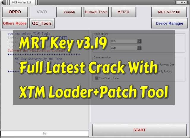 MRT V3.19 Crack Setup Without Box Free Download (2019-2020 Edition Cracked)