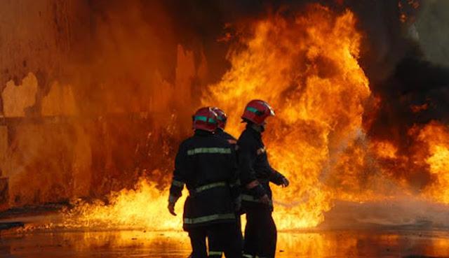 المهدية : القبض على طالب جامعي بتهمة إضرام الناروالإضرار بملك الغير