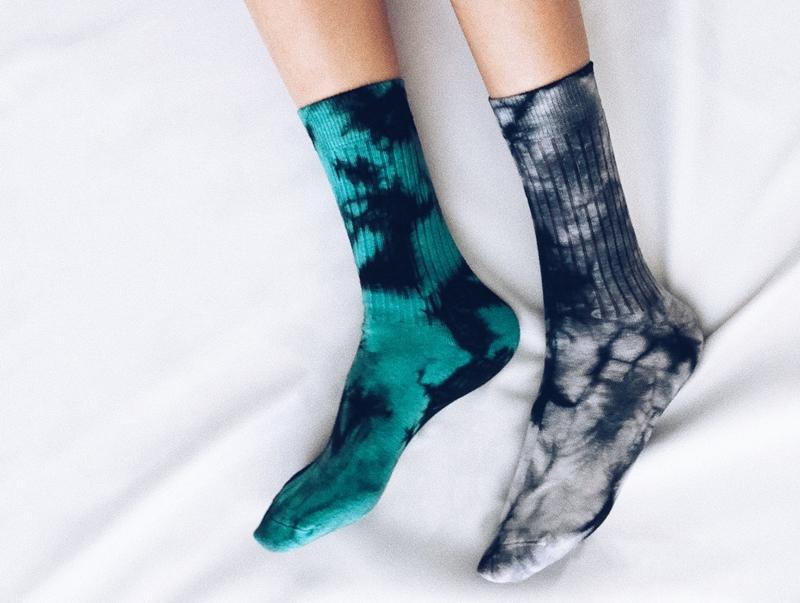 Tie -Dye modası ayağınıza geliyor!