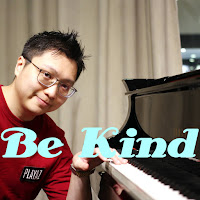 Be Kind Piano (Marshmello & Halsey) by Ray Mak