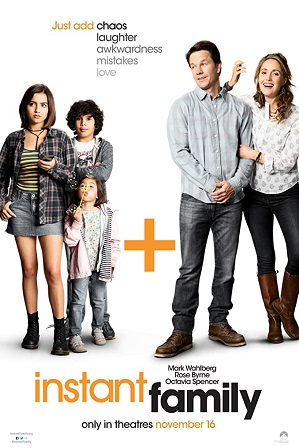 Instant Family (2018) Full Hindi Dual Audio Movie Download 480p 720p Bluray