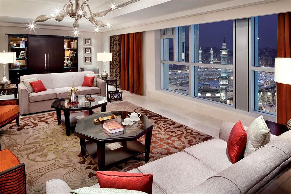 Suite dengan Ka'bah view